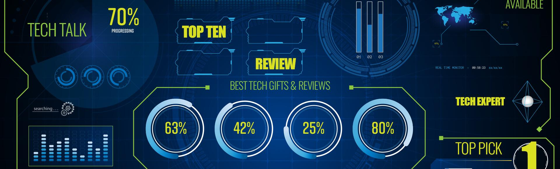 Best Tech Gifts UK Reviews