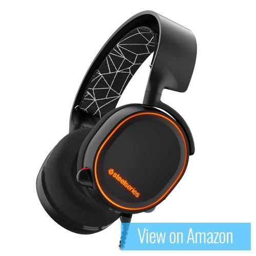 Best Gaming Headset - SteelSeries Arctis 5