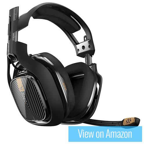 Best Gaming Headset - Astro Gaming Headset A40TR (PC)