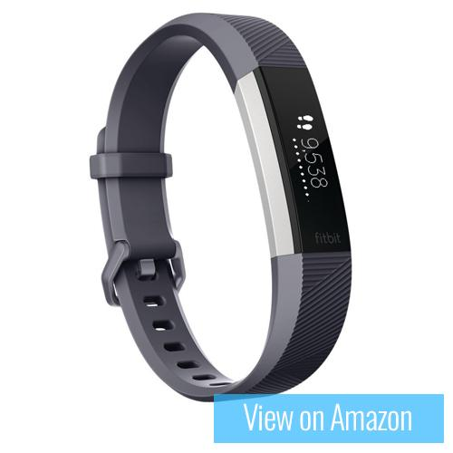 Best Fitness Tracker - Fitbit Alta HR