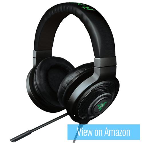 Best Gaming Headset - Razer Kraken 7.1 Chroma