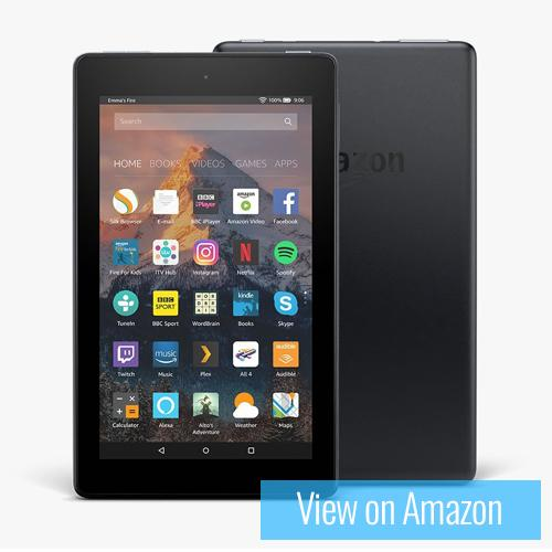 Best Tablet - All-New Fire 7 Tablet with Alexa