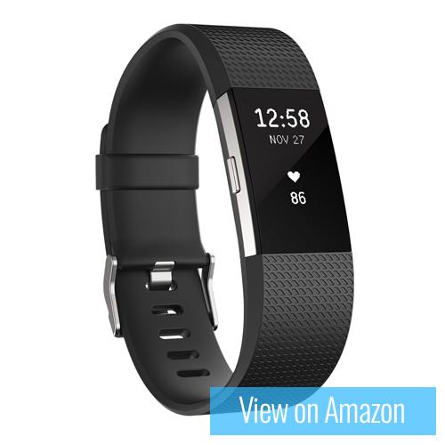 Best Fitness Tracker - Fitbit Charge 2