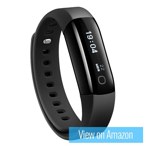 Mpow waterproof fitness tracker