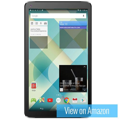 neoCore N1 101 inch Android Tablet