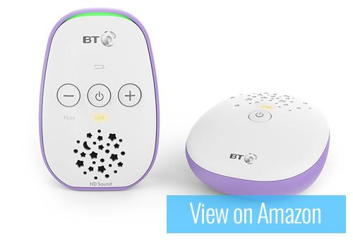 BT Digital Audio Baby Monitor 400