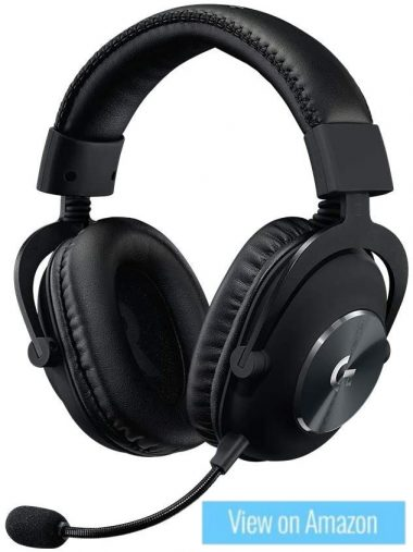 Logitech G Pro X Gaming headset image